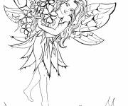 Coloring pages Elf online