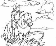 Coloring pages Maternal excalibur