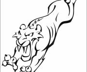 Coloring pages Diego simple to color