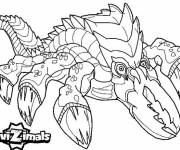 Coloring pages Invizimals cartoon for coloring