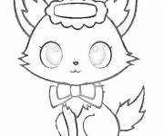 Coloring pages Jewelpet sunshine