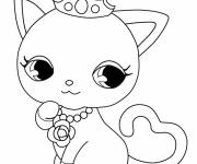 Coloring pages Jewelpet to download