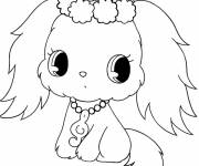 Free coloring and drawings Momona for children Coloring page