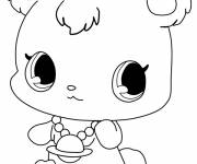 Free coloring and drawings Online gamet Coloring page