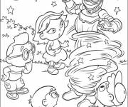 Coloring pages Little Einsteins online