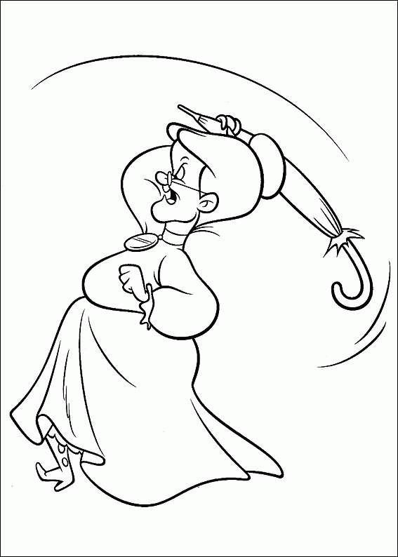 Free coloring and drawings Looney Tunes Online Coloring Coloring page