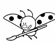 Free coloring and drawings Didou draws Coloring page