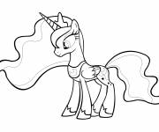 Coloring pages Celestia free coloring book