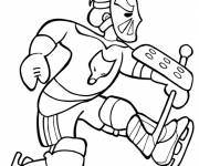 Coloring pages The courageous Minimighty Kids to print