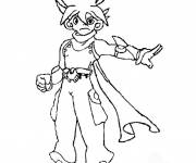 Coloring pages The Minimighty Kids online
