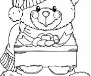 Coloring pages The Minimighty Kids to cut