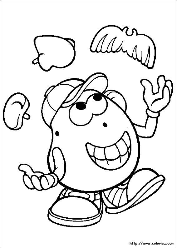 Free coloring and drawings Miss Chatterbox for kids  Coloring page