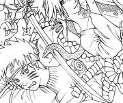 Coloring pages Color Naruto Drawing