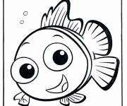 Coloring pages Nemo's drawing