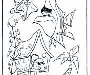 Coloring pages Nemo to download