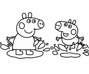 Coloring pages Peppa Pig online free