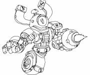 Coloring pages Ratchet and Clank to color