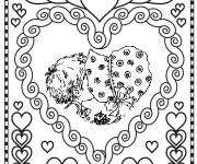 Coloring pages Sarah Kay Free Online
