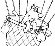 Coloring pages Scooby doo associated mysteries