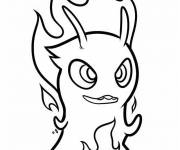 Coloring pages drawing of Slugterra to color