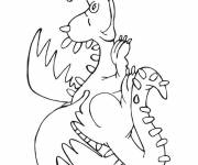 Coloring pages Spyro to color