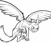 Coloring pages Spyro to download