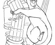 Coloring pages TaleSpin to print
