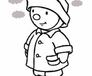 Coloring pages Drawing Charley small section