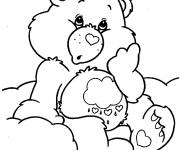 Coloring pages Confused Bears