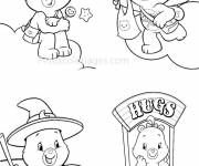 Coloring pages Free online care