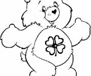 Coloring pages Good luck care