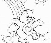 Coloring pages Happy Bears