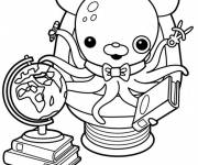 Coloring pages Octonauts to download