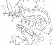 Coloring pages Drawing The Trolls