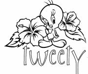 Coloring pages tweety and sylvester online