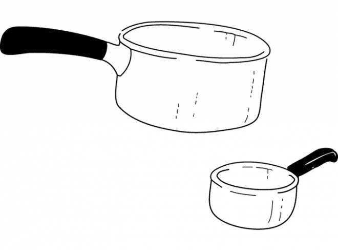 Free coloring and drawings A pan Coloring page