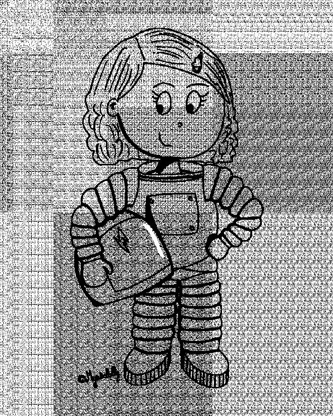 Free coloring and drawings Little girl astronaut Coloring page
