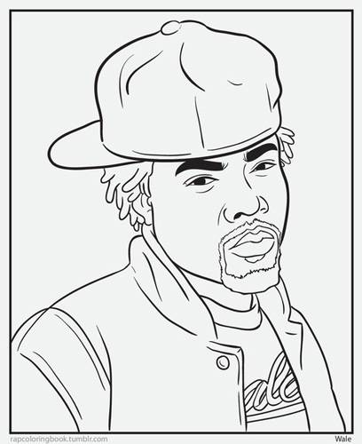 Free printable Gangster coloring pages