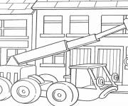 Coloring pages Lofty bob the builder