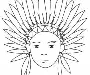 Coloring pages The hairdo