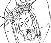Coloring pages Jesus of nazareth