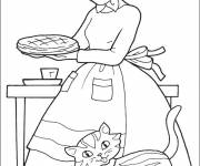 Coloring pages Free Red Riding Hood