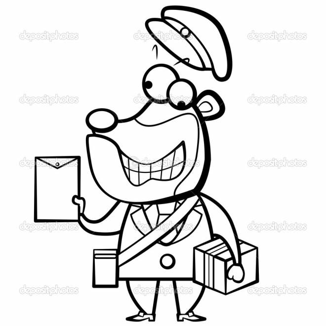 Free coloring and drawings A humorous factor Coloring page