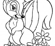 Coloring pages Bluebelle