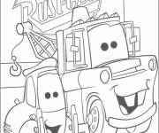 Free coloring and drawings Cars marvellous Coloring page