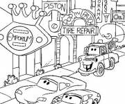 Coloring pages Cars for kids