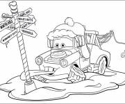 Coloring pages Martin needs help