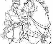 Coloring pages Eugene riides Maximus
