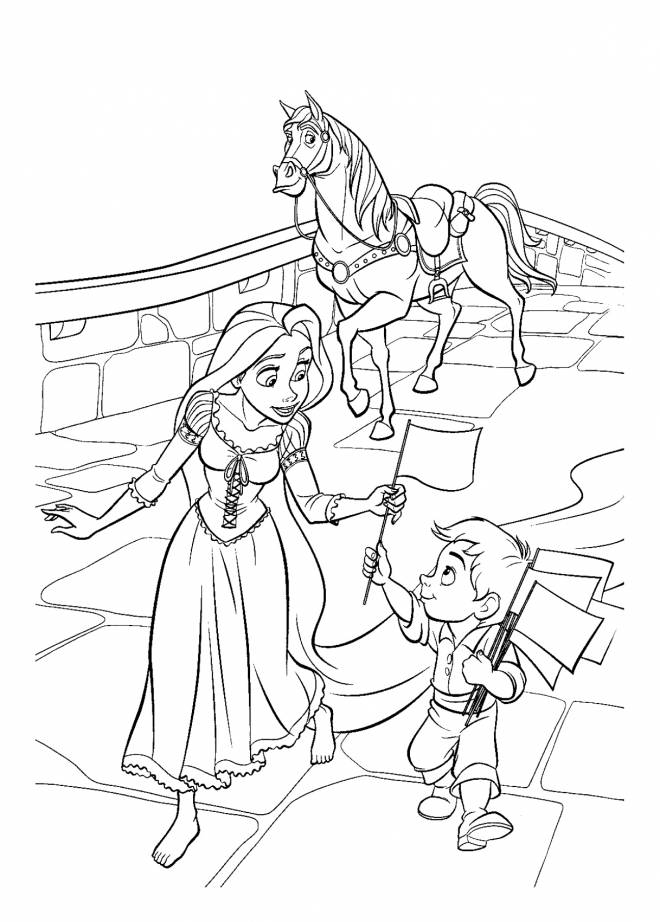 Free printable Maximus coloring pages
