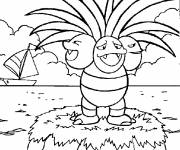 Coloring pages The world of Dory to color